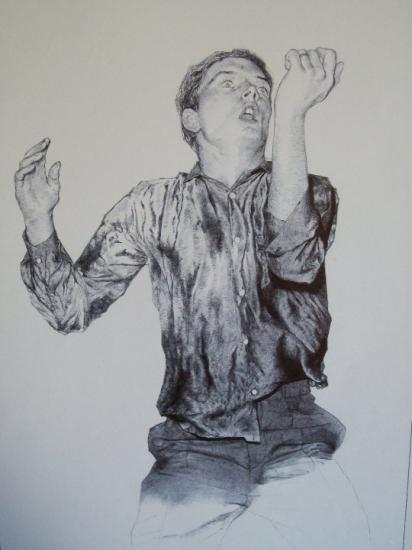 Ian Curtis por Petrol
